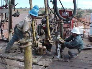 Oil Field Injury